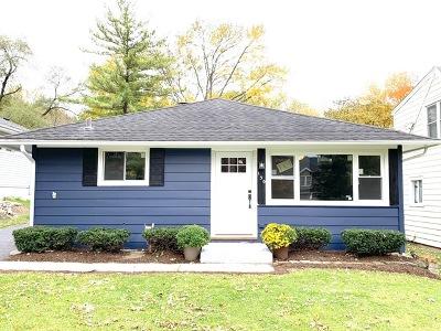 Geneva Single Family Home For Sale: 130 Division Street