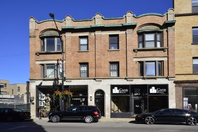 Commercial For Sale: 2935 North Clark Street