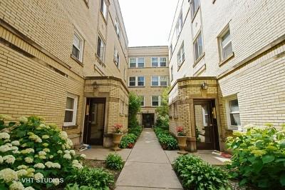Condo/Townhouse For Sale: 1417 West Catalpa Avenue #2E