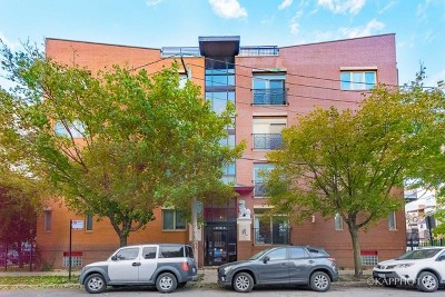 Condo/Townhouse For Sale: 1800 West Erie Street #2