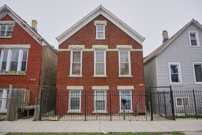 Multi Family Home For Sale: 2415 South Troy Street
