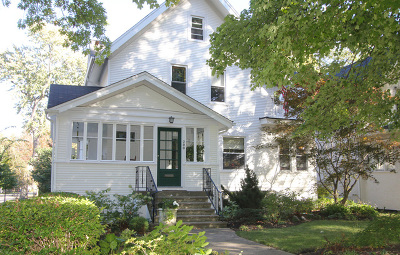 Oak Park Single Family Home For Sale: 200 South Taylor Avenue