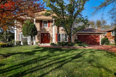 Highland Park Single Family Home For Sale: 2834 Lexington Lane
