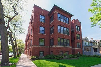 Condo/Townhouse For Sale: 1506 West Cullom Avenue #B1