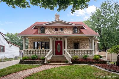 Oak Lawn Single Family Home For Sale: 9317 Sproat Avenue