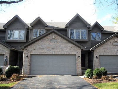 Elgin IL Condo/Townhouse For Sale: $194,900