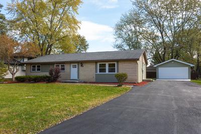 Oak Forest Single Family Home For Sale: 16019 Lorel Avenue