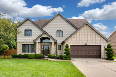Hoffman Estates Single Family Home Price Change: 1560 Creekside Drive