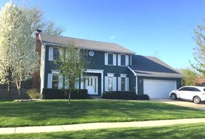 New Lenox Single Family Home For Sale: 343 Aspen Drive