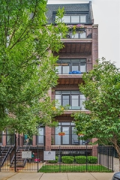 Condo/Townhouse For Sale: 15 North Bishop Street #3