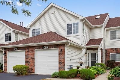 Darien Condo/Townhouse For Sale: 8337 Ripple Ridge
