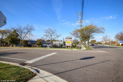 Schaumburg Commercial For Sale: 1801 West Wise Road