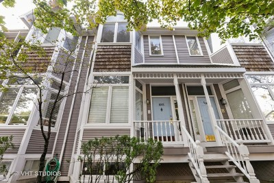 Condo/Townhouse For Sale: 1005 West Dickens Avenue