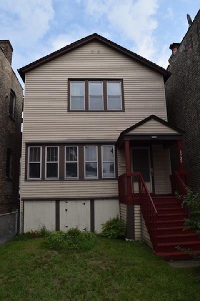 Multi Family Home For Sale: 3729 North Seminary Avenue