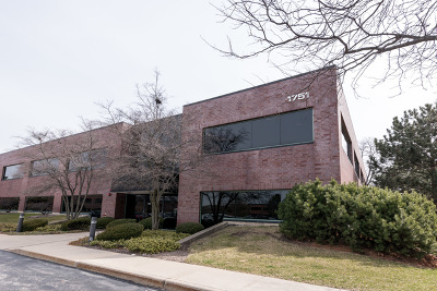Du Page County Commercial For Sale: 1751 South Naperville Road #200