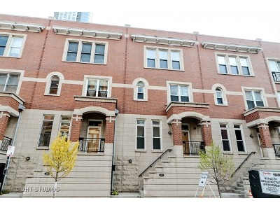Condo/Townhouse For Sale: 419 West Grand Avenue #C