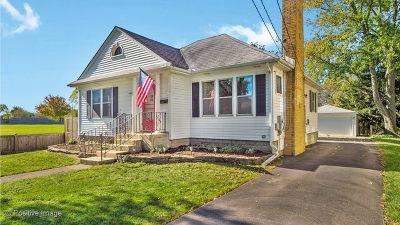 Wheaton Single Family Home For Sale: 404 Lyon Avenue