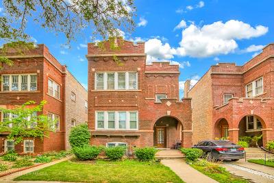 Berwyn Multi Family Home For Sale: 2122 Elmwood Avenue
