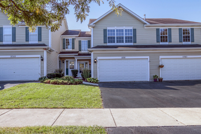 Naperville Condo/Townhouse For Sale: 2756 McClennan Court