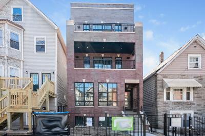 Condo/Townhouse For Sale: 1117 West Newport Avenue #2