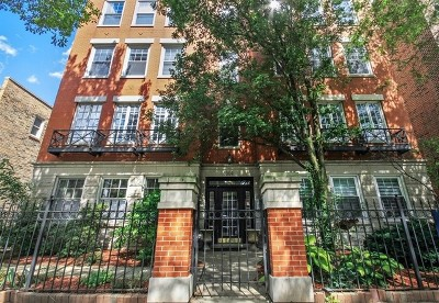 Condo/Townhouse For Sale: 904 West Diversey Parkway #3E