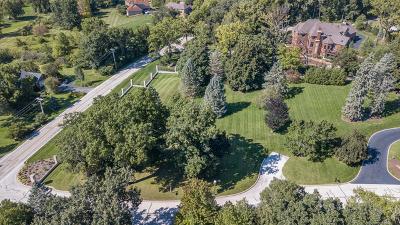 Kane County Residential Lots & Land For Sale: Lot 1 Oak Shadows Lane
