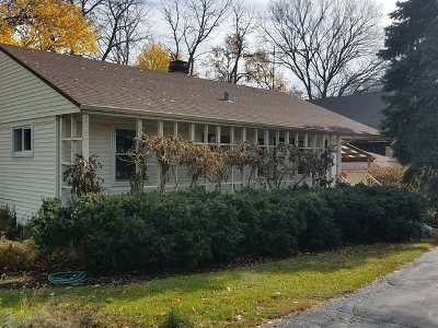 Downers Grove Single Family Home For Sale: 5609 Main Street