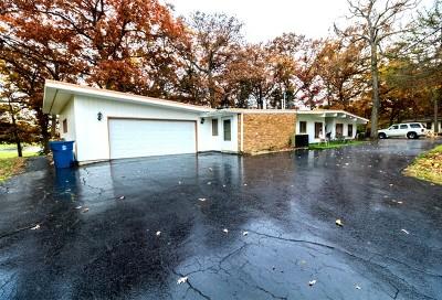 Crete Single Family Home For Sale: 752 East Steger Road