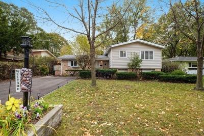 Glenview Single Family Home For Sale: 411 East Lake Avenue