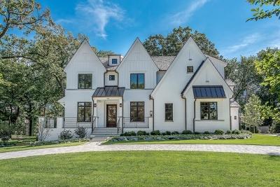 Glencoe Single Family Home For Sale: 190 Fairview Road