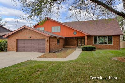 Glen Ellyn Single Family Home Price Change: 1n610 Goodrich Avenue