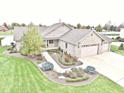 Bourbonnais Single Family Home For Sale: 1148 Ambes