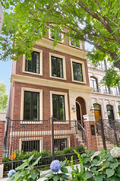 Single Family Home Contingent: 1643 North Burling Street