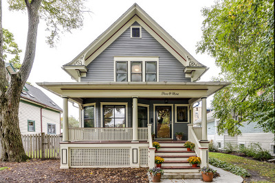 Forest Park Single Family Home For Sale: 509 Thomas Avenue