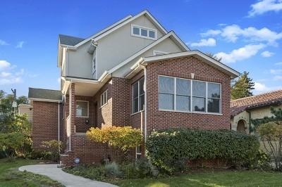 Single Family Home For Sale: 4926 North Fairfield Avenue