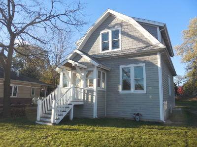 Glen Ellyn Single Family Home For Sale: 414 Pennsylvania Avenue
