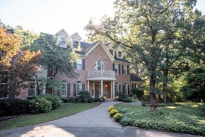Kane County Single Family Home For Sale: 3n063 Campton Woods Drive