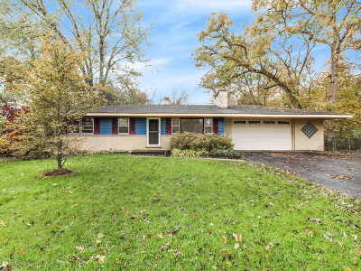 Crystal Lake Single Family Home For Sale: 1711 Nish Road