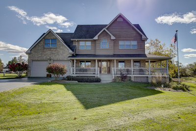 Spring Grove Single Family Home For Sale: 2509 Fox Bluff Lane