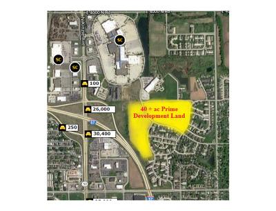 Bourbonnais Residential Lots & Land For Sale: 00 Northfields Meadows Boulevard