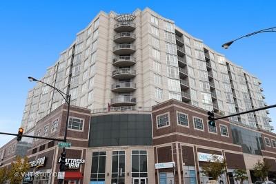 Condo/Townhouse For Sale: 1134 West Granville Avenue #1020