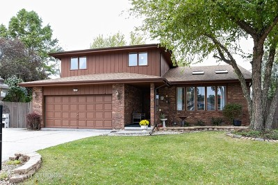 Oak Forest Single Family Home For Sale: 14801 Becky Court