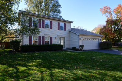 Algonquin Single Family Home For Sale: 615 Tanglewood Drive
