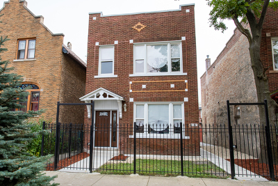 Multi Family Home For Sale: 2345 South Lawndale Avenue