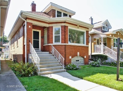 Elmwood Park Single Family Home For Sale: 7739 West Sunset Drive
