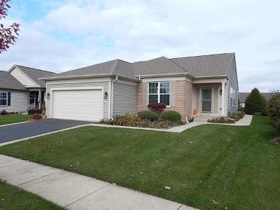 Huntley Single Family Home Price Change: 13778 Gardner Drive