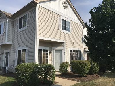 Condo/Townhouse For Sale: 155 Braxton Lane