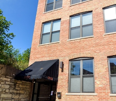 Condo/Townhouse For Sale: 1760 West Wrightwood Avenue #109