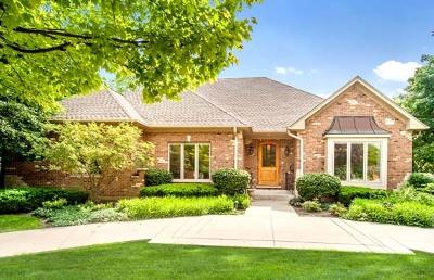 Deerfield Single Family Home For Sale: 400 Kingston Terrace