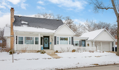 Glen Ellyn Single Family Home For Sale: 530 Fairview Avenue